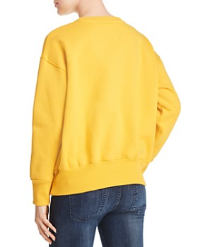 Tommy Jeans - Collegiate Embroidered Logo Sweatshirt