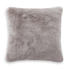 """Waterford Florence Faux Fur Decorative Pillow, 16"""" x 16"""" - Bloomingdale's_0"""
