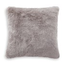 "Waterford Florence Faux Fur Decorative Pillow, 16"" x 16"""