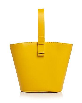 Nico Giani - Leather Basket Bag