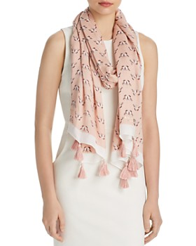 kate spade new york - Butterfly Oblong Scarf
