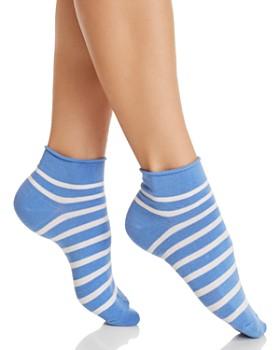 kate spade new york - Striped Ankle Socks