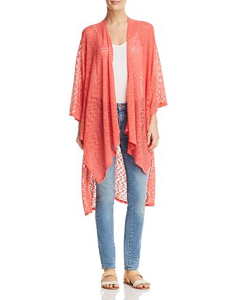 Status by Chenault - Cascade Duster Cardigan