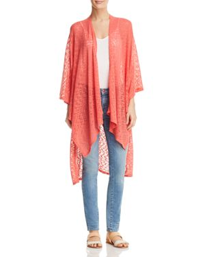 STATUS BY CHENAULT CASCADE DUSTER CARDIGAN
