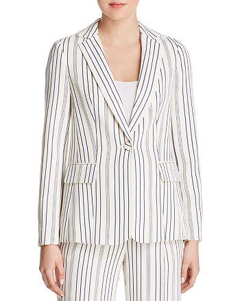 FRAME - True Striped Blazer