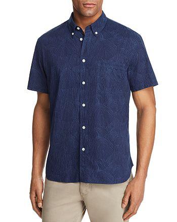 Billy Reid - Tuscumbia Short Sleeve Sport Shirt