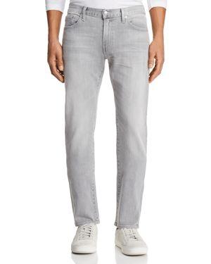 S.M.N STUDIO Hunter Standard Slim Fit Jeans In Felix Gray - 100% Exclusive