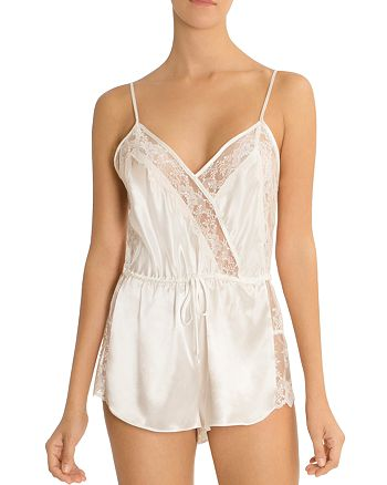 In Bloom by Jonquil - Satin Romper