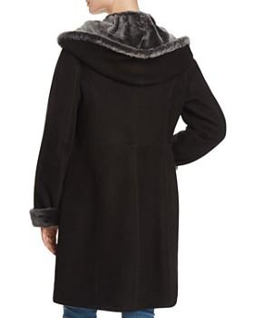 Maximilian Furs - Lamb Shearling Button Coat - 100% Exclusive