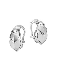 John Hardy Sterling Silver Legends Naga Buddha Belly Earrings - Bloomingdale's_0