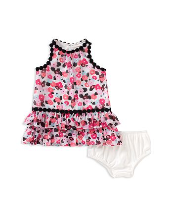 d7a47b1f3 kate spade new york - Girls' Blooming Floral Dress & Bloomers Set - Baby