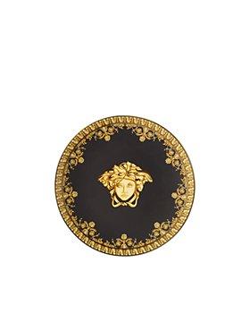 Versace - I Love Baroque Nero Plate