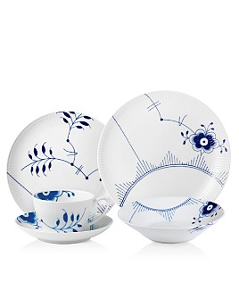 Royal Copenhagen - Blue Fluted Mega Dinnerware