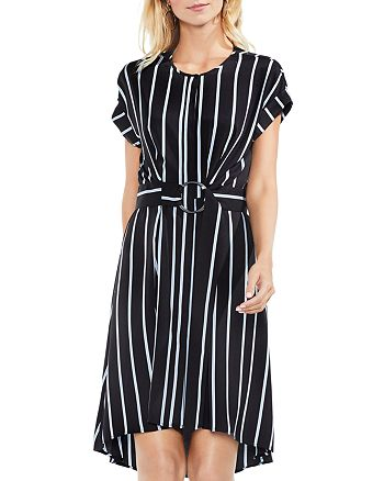 VINCE CAMUTO - Striped Dress