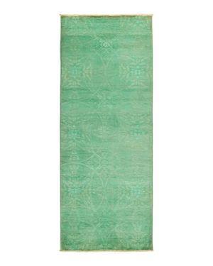 Solo Rugs Vibrance Runner Rug, 3'1 x 8'