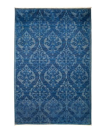 "Solo Rugs - Abstract Area Rug, 4'2"" x 6'3"""