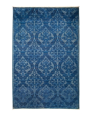 Solo Rugs Abstract Area Rug, 4'2 x 6'3