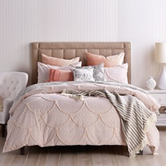 Peri Home Chenille Scallop Bedding Collection - Bloomingdale's_0