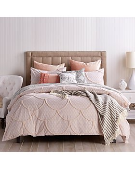 Peri Home - Peri Home Chenille Scallop Bedding Collection