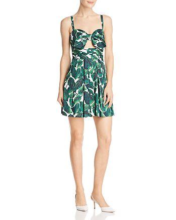 6358ac0e MILLY Jordan Mini Dress | Bloomingdale's