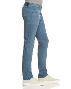 7 For All Mankind - Adrien Slim Fit Jeans in Blue Wave - 100% Exclusive