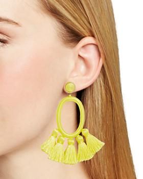 BAUBLEBAR - Corsica Drop Earrings