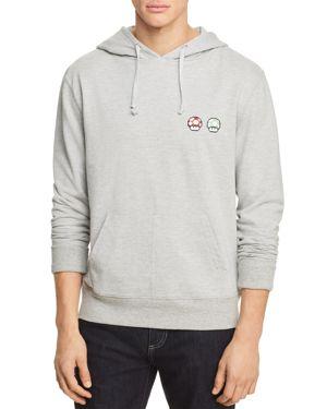 Sovereign Code Nintendo Mushroom Hooded Sweatshirt - 100% Exclusive 2857643