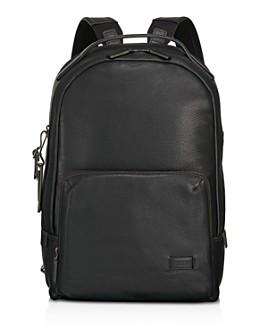 Tumi - Harrison Leather Webster Backpack