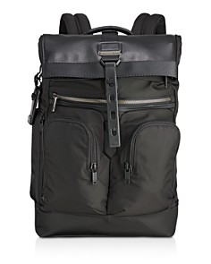 Tumi - Alpha Bravo London Roll-Top Backpack