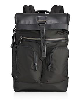 523f929632 Tumi - Alpha Bravo London Roll-Top Backpack ...