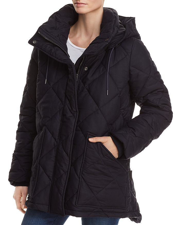 Burberry - Blakeshall Quilted Coat