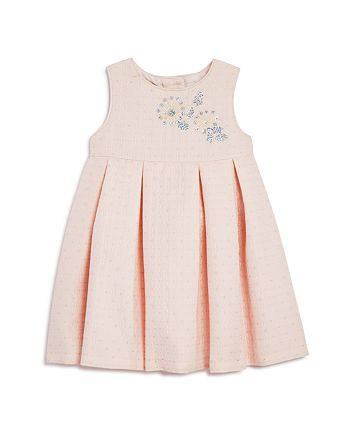Pippa & Julie - Girls' Embellished Pleated Dress - Baby
