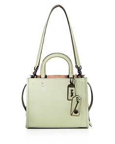 COACH - COACH 1941 Glovetanned Pebble Rogue 25 Satchel