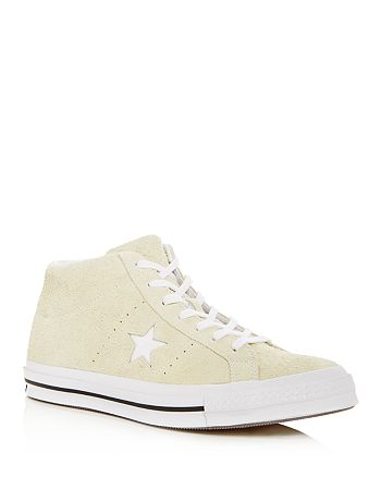 eb068af85820 Converse - Men s One Star Suede Mid Top Sneakers