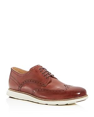 Men's Original Grand Leather Wingtip Oxfords