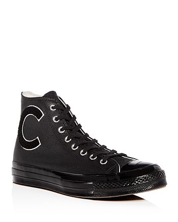 6b21bc9b7ff2 Converse - Men s Chuck Taylor All Star 70 Vintage Leather   Wool High Top  Sneakers