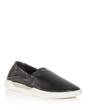 Donald Pliner Women's Gene Leather Slip-On Sneakers