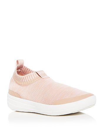 61269c2a2774 FitFlop - Women s Uberknit Slip-On Sneakers