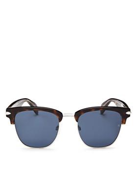 rag & bone - Men's Iconic Polarized Square Sunglasses, 51mm