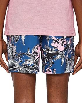 Ted Baker - Elms Parrot Print Swim Shorts