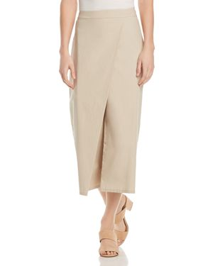 Eileen Fisher Overlay Cropped Culottes