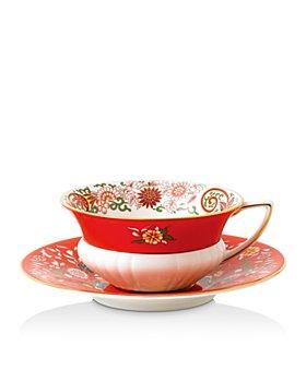 Wedgwood - Wonderlust Teacup & Saucer Set