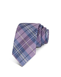 Bloomingdale's Boys Boys' Plaid Tie - 100% Exclusive _0