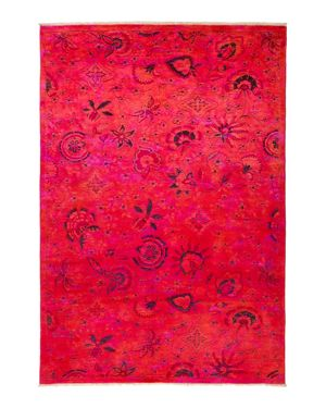 Solo Rugs Vibrance Area Rug, 5'10 x 8'8