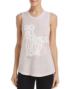 Spiritual Gangster  DO ALL THINGS MUSCLE TEE