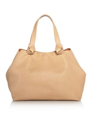 Callista Iconic Knotted Leather Tote