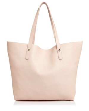 Aqua Leather Tote - 100% Exclusive 2857690