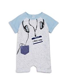 Miniclasix Boys' Ladies Man Romper - Baby - Bloomingdale's_0