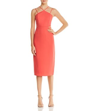 Laundry by Shelli Segal Strappy Cutout Dress - 100% Exclusive 2797561