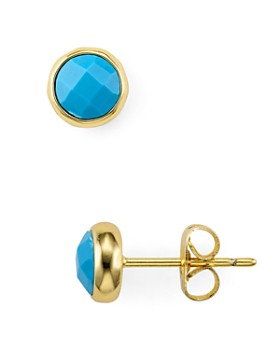 Gorjana - Stone Stud Earrings